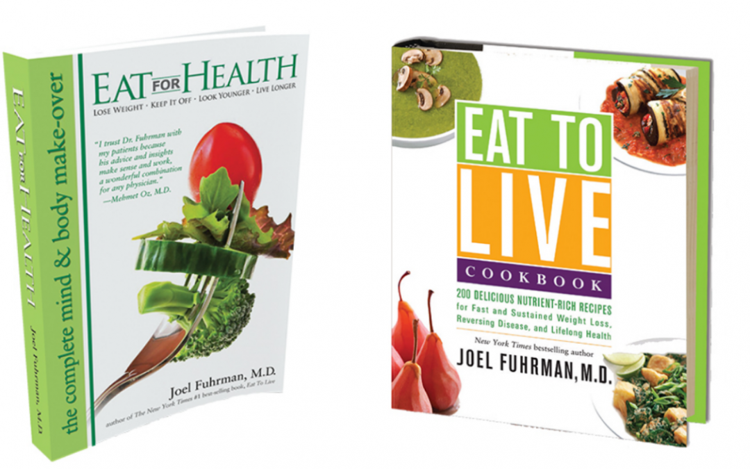 EAT FOR LIFE BOOK